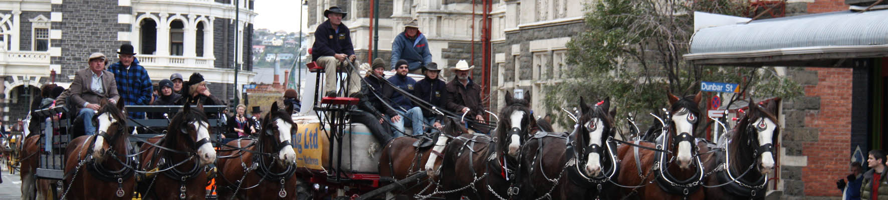 Clydesdale History